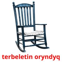 terbeletіn oryndyq picture flashcards