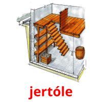 jertóle picture flashcards
