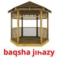 baqsha jıһazy picture flashcards