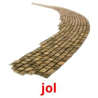 jol picture flashcards