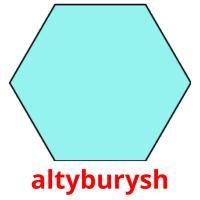 altyburysh picture flashcards