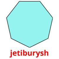 jetiburysh picture flashcards