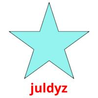 juldyz picture flashcards