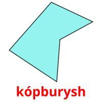 kópburysh picture flashcards