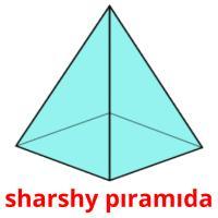 sharshy pıramıda picture flashcards
