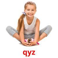 qyz picture flashcards