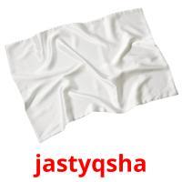 jastyqsha picture flashcards