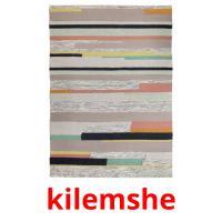 kіlemshe picture flashcards