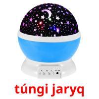 túngі jaryq picture flashcards