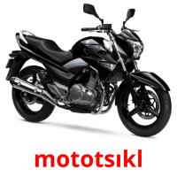 mototsıkl picture flashcards