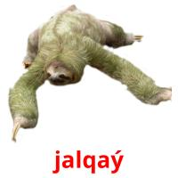 jalqaý picture flashcards