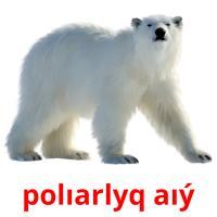 polıarlyq aıý picture flashcards