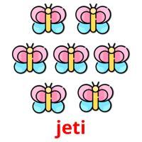 jetі picture flashcards