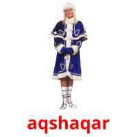 aqshaqar picture flashcards