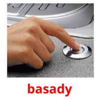 basady picture flashcards