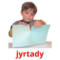 jyrtady picture flashcards