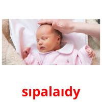 sıpalaıdy picture flashcards