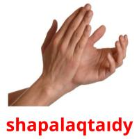 shapalaqtaıdy picture flashcards