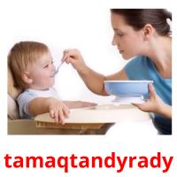 tamaqtandyrady picture flashcards