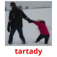 tartady picture flashcards