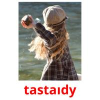 tastaıdy picture flashcards