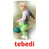 tebedі picture flashcards