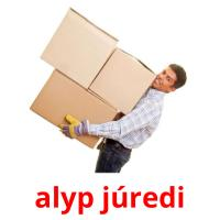 alyp júredі picture flashcards