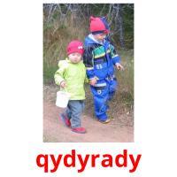 qydyrady picture flashcards