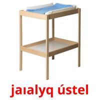 jaıalyq ústel picture flashcards