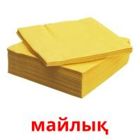 майлық picture flashcards
