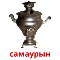самаурын picture flashcards