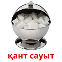 қант сауыт picture flashcards