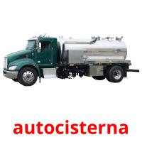 autocisterna picture flashcards