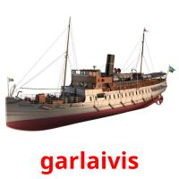 garlaivis picture flashcards
