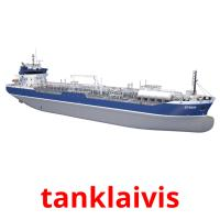 tanklaivis picture flashcards