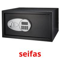 seifas picture flashcards
