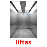liftas picture flashcards