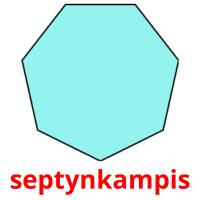 septynkampis picture flashcards
