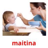maitina picture flashcards