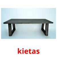 kietas picture flashcards
