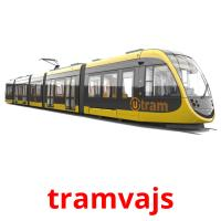 tramvajs card for translate