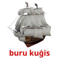 buru kuģis picture flashcards