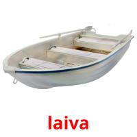 laiva picture flashcards