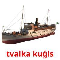 tvaika kuģis picture flashcards