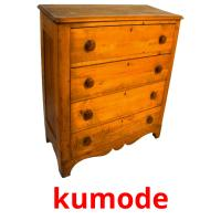 kumode picture flashcards