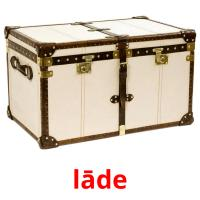 lāde picture flashcards