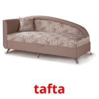 tafta picture flashcards