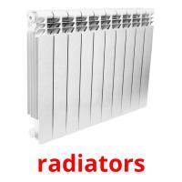 radiators picture flashcards