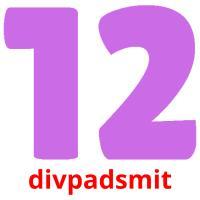 divpadsmit picture flashcards