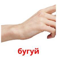 бугуй picture flashcards
